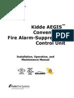 Aegis Installation Manual