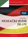 US - Nemački Jezik III i IV