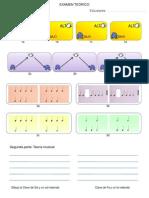 Examen de Piano