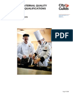 Guidance on Internal Quality Assurance of Qualifications Forms and Documents 2014 PDF