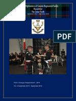 Cabar Feidh Newsletter 2014 - 7