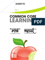 nyspta nysut common core brochure 8 13