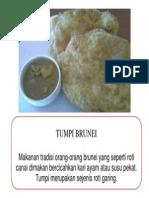 Makanan Brunei