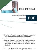 Tos Ferina