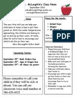 september newsletter 1