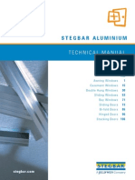 Stegbar Aluminium Technical Manual