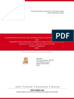 Redalyc.propiedades Químicas, Fisicoquímicas y Reológicas de Masas y Harinas de Maíz Nixtamalizado