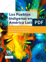 Pueblos Indígenas en América Latina - CEPAL