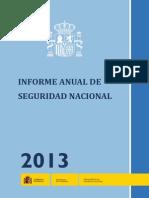 Informe Seguridad Nacional 2013
