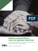 Family Acceptance Project - Ninos saludables con el apoyo familiar