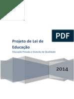 Política Educacional e Organização Da Educação Brsileira - Projeto de Lei_noname