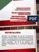 Innovacion Educativa Portafolio 2