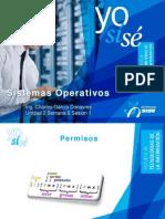 Sistemas Operativos Semana 6 Sesion 1