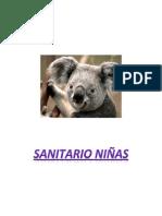 SANITARIO NIÑAS