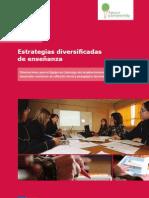 Estrategias Diversificadas de Enseñanza PAC