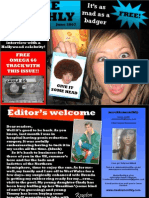Meekie Monthly, Issue 5 (June 2007)