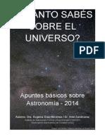 Apuntes Basicos de Astronomia