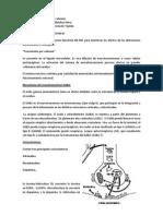 Mecanismo de Plasticidad Cerebral [Transmisión Por Volume]