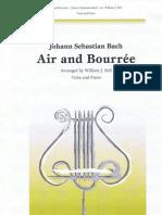 Air and Bourree Tuba