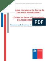 Manual de Llenado de Formularios de Accidentabilidad e Inicion de Actividades (1)