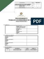 Fmcsa00116 Procedimiento Trabajos Maniobras Con Izajes Femac Sa Rev 1
