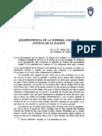 Jurisprudencia Rafael de Pina