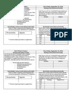 u2w1 center checklist revised