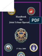 Handbook for Joint Urban Ops