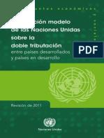 UN Model 2011 UpdateSp