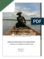 Análisis de La Cultura Pesquera en La Ciénega La Estrella