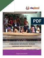 54734583 Resumen Ejecutivo Desplazamiento Forzado Comunidad Wounaan Nonam