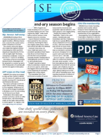 Cruise Weekly for Tue 23 Sep 2014 - Legend debuts today, Contiki, APT, Uniworld, RCI, Solomons and much more