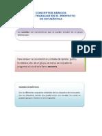 Fase II Conceptos Básicos Estadísticos