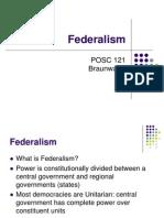 federalism ppt