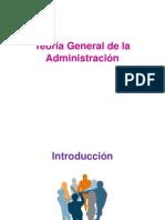 Teoria General de La Administracion