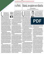 EL COMERCIO 12.09.2014 (Se Debe Eliminar La Moratoria Para El Ingreso de Transgénicos en El Perú)