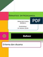 16. DERMATOSIS ERITROSKUAMOSA