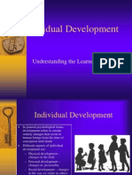 Individual Development Powerpoint