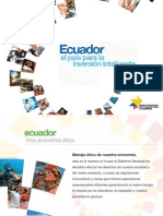 Ecuador Elp a is Parala Inversion Inteligente