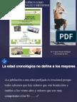 Taula Rodona Exercici Físic Presentacion Mesa Redonda