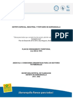 Anexo No5 Condiciones Urbanisticas Para Los Sectores Patrimoniales