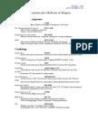 Mnemonics for Medicine & Surgery