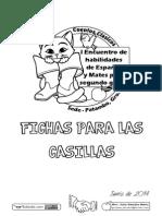 Fichas Para Las Casillas de La Oca de Cuentos Clásicos