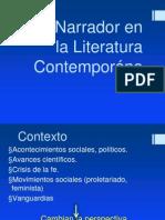 narradorenlaliteratura-110923102720-phpapp02.ppt