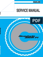Daelim VJF250 Service Manual