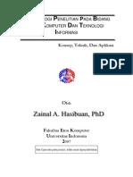 Buku Metode Penelitian Pada Bidang Ikom Ti Zainal a Hasibuan1