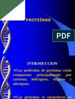 Clase de Proteinas 1