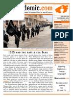 Newsademic Issue 226 B