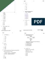 Percubaan 2014 Math 1