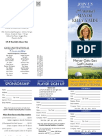 Yaede Golf 2014 Brochure County
